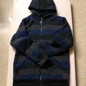 Tony Hawk Jackets & Coats - Kids Tony Hawk Sherpa Zip up Jacket